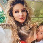 Ірина Федишин привітала свого батька з Днем народження, яке вони святкують разом в Дубаї