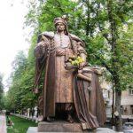 У Львові представили виставку до 80-річчя Стефанії Шабатури