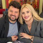 Чоловік Регіни Тодоренко зачарував шанувальників кумедним відео з однорічним сином
