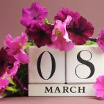 Короткі віршики-привітання з 8 Березня для прекрасних жінок
