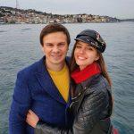 Тоня Матвієнко оригінально привітала чоловіка з Днем народження