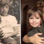Рідкісний кадр: Ірина Білик показала фото 20-річного сина Гліба