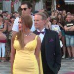 Модель plus-size Ешлі Грем справила фурор вечірньою сукнею