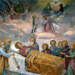 Привітання зі святом Успіння Пресвятої Богородиці